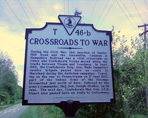 Crossroads to War